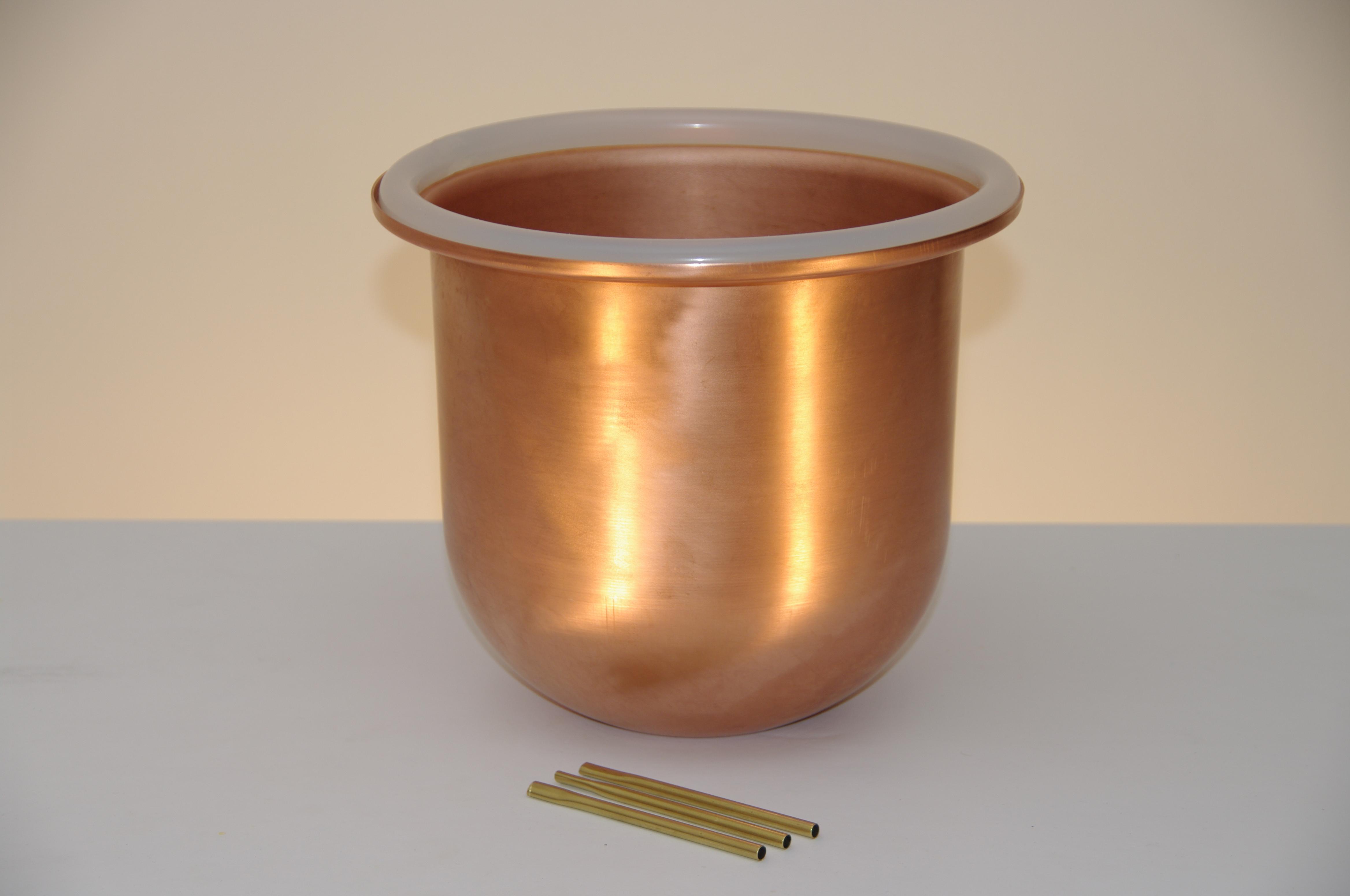 Kessel DELUXE, 7,8 Liter