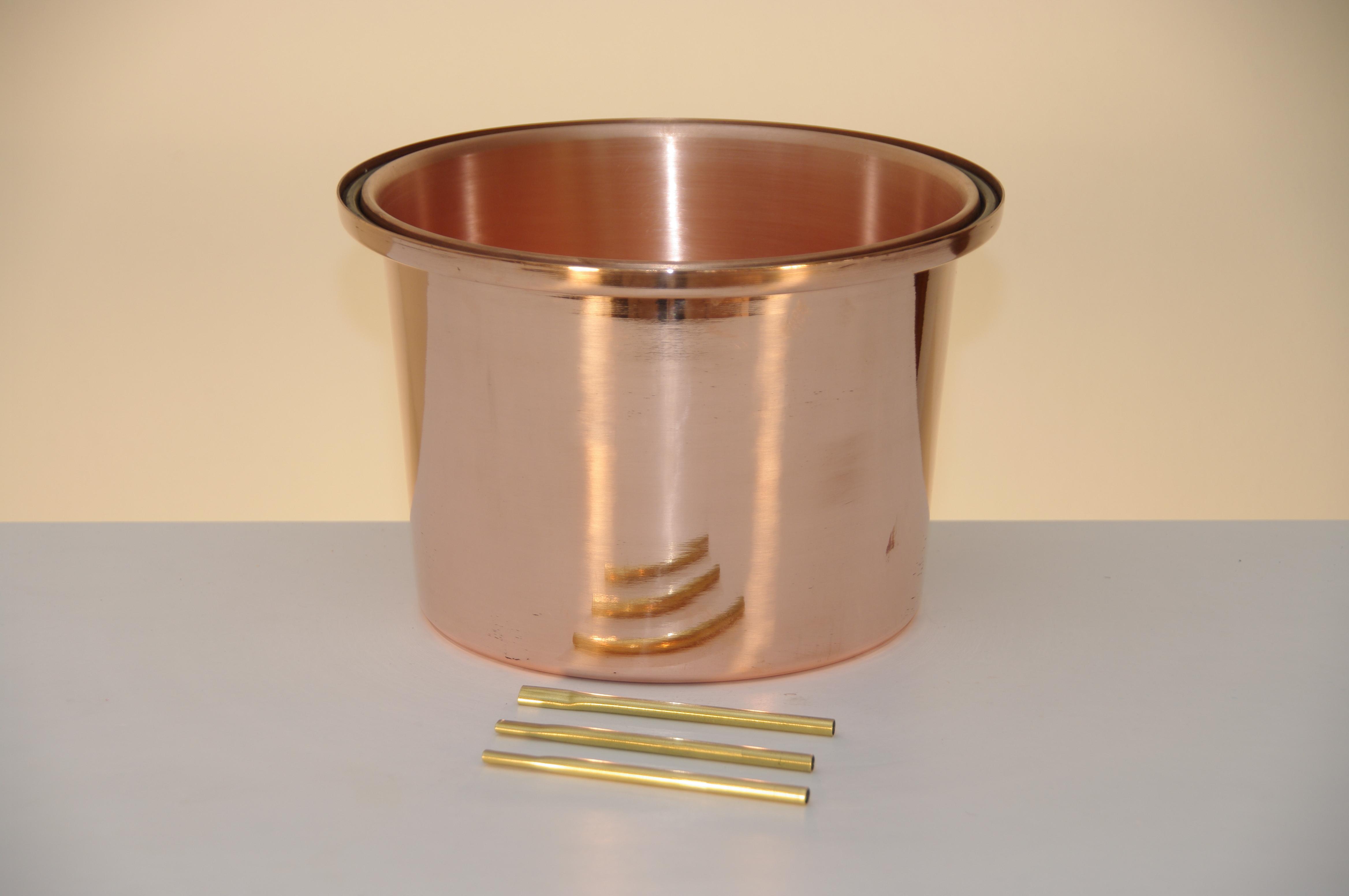 Kessel CLASSIC, 5 Liter