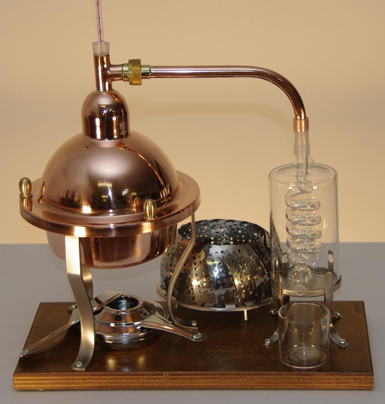 Brennanlage VETRO, 0,5 Liter
