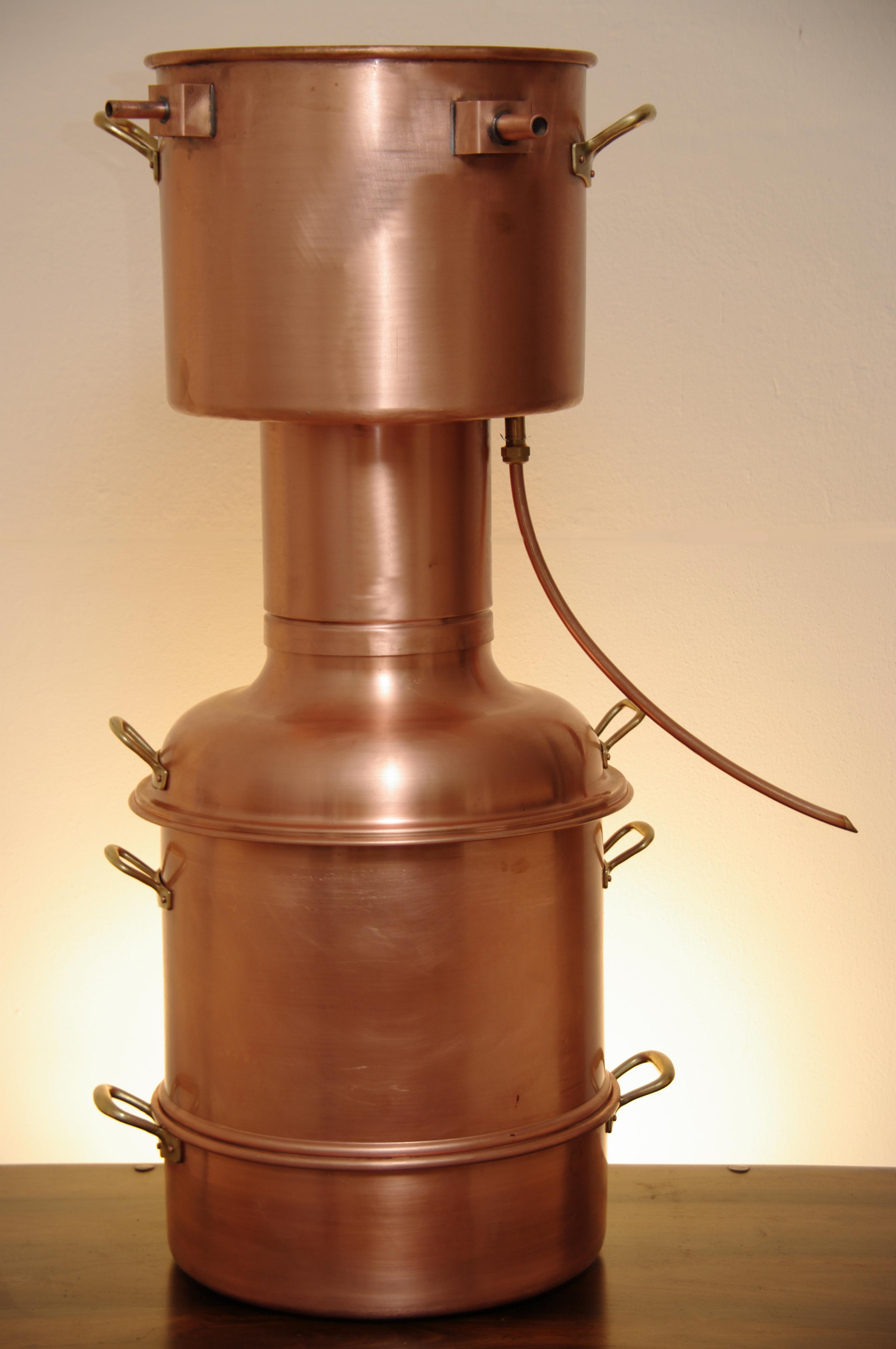 Destille LEONARDO® 85 Liter