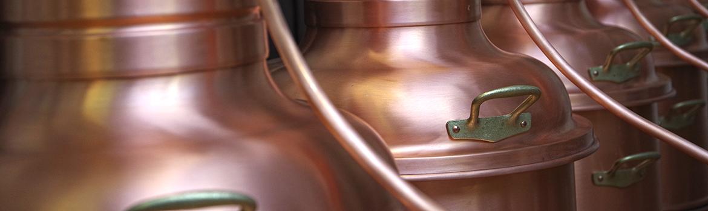 Destillationsanlage LEONARDO® 85 Liter