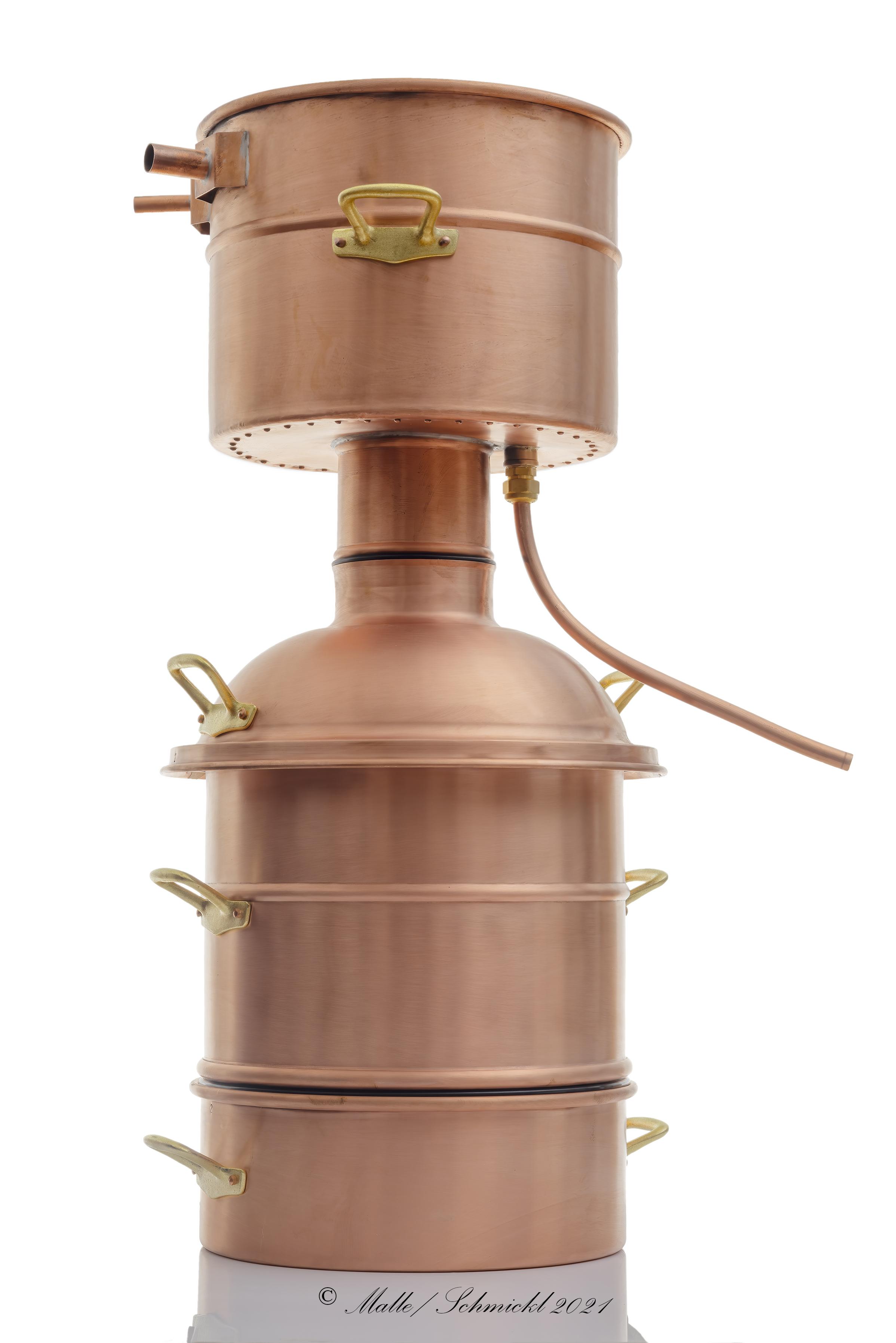 Destille LEONARDO® 35 Liter