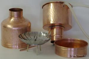 Destille LEONARDO® Grande: detail