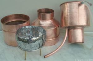 Destille LEONARDO® Classic: detail
